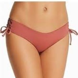 LSpace Ella Reversible Swim Bottom Sahara S